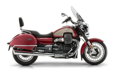 New Moto Guzzi California 1400 Touring