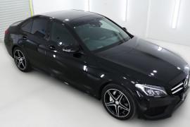 Mercedes-Benz C200 W205 806+056MY
