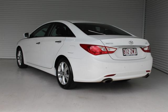 2010 MY11 Hyundai I45 YF MY11 ELITE Sedan Image 5