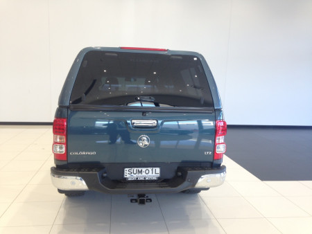 2016 Holden Colorado RG Turbo LTZ 4x4 d/cb canopy Image 5