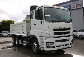 Fuso HEAVY TIPPER FREE SERVICING + INSTANT ASSET WRITE OFF AUTO FP54