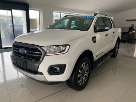 2019 MY19.75 Ford Ranger PX MkIII 2019.7 Wildtrak Utility Image 3