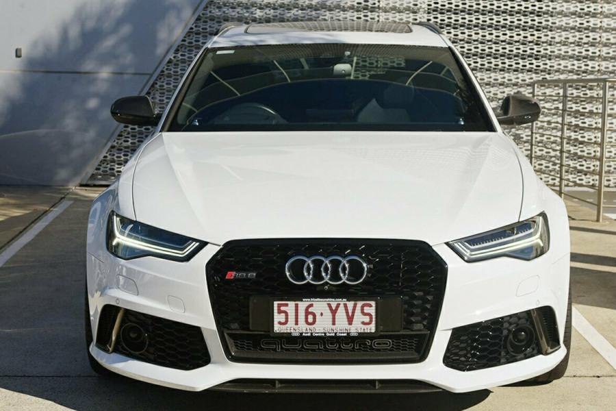 2015 Audi Rs6 4G MY15 A Wagon Mobile Image 2