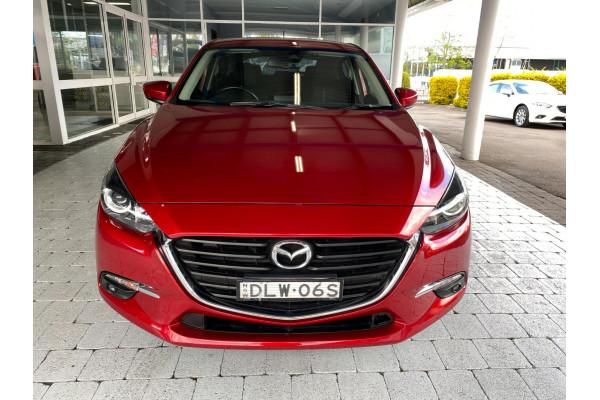 2016 Mazda Mazda3 BN5478 Maxx Hatchback Image 3