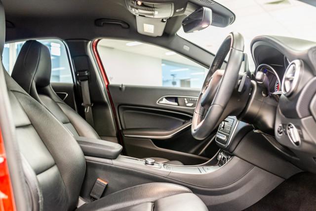 2017 MY08 Mercedes-Benz A-class W176  A200 d Hatchback Image 16