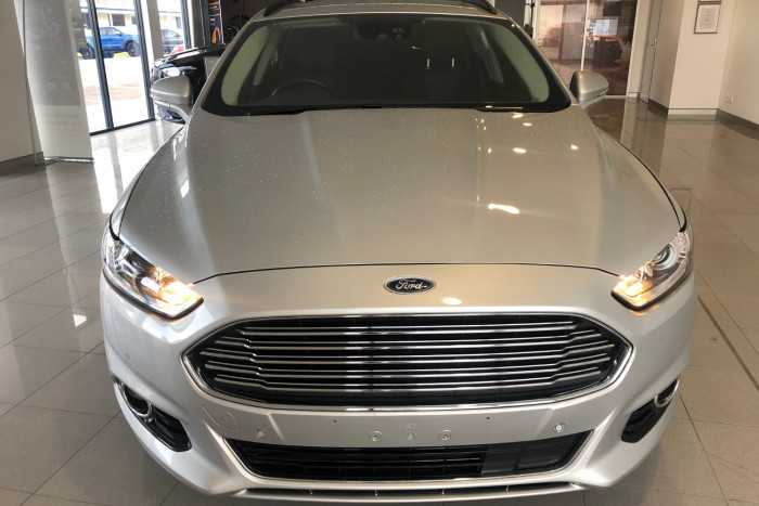 2017 Ford Mondeo MD 2017.00MY Trend Wagon