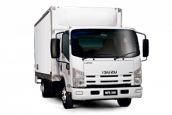 New Isuzu Light Trucks