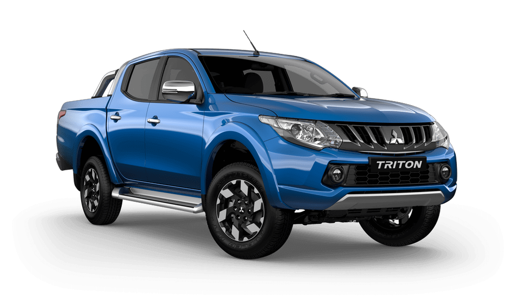 18MY TRITON EXCEED DOUBLE CAB - PICK UP 4WD DIESEL AUTO