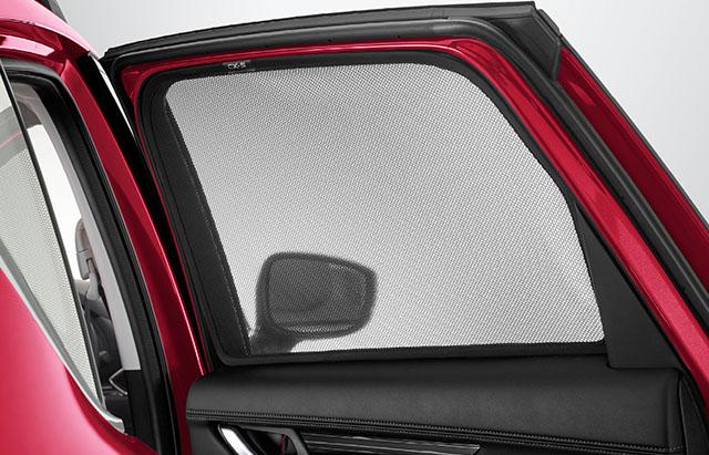 """<img src=""""Rear window shades"""