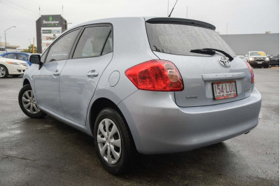 2009 Toyota Corolla ZRE152R MY10 Ascent Hatchback Image 4