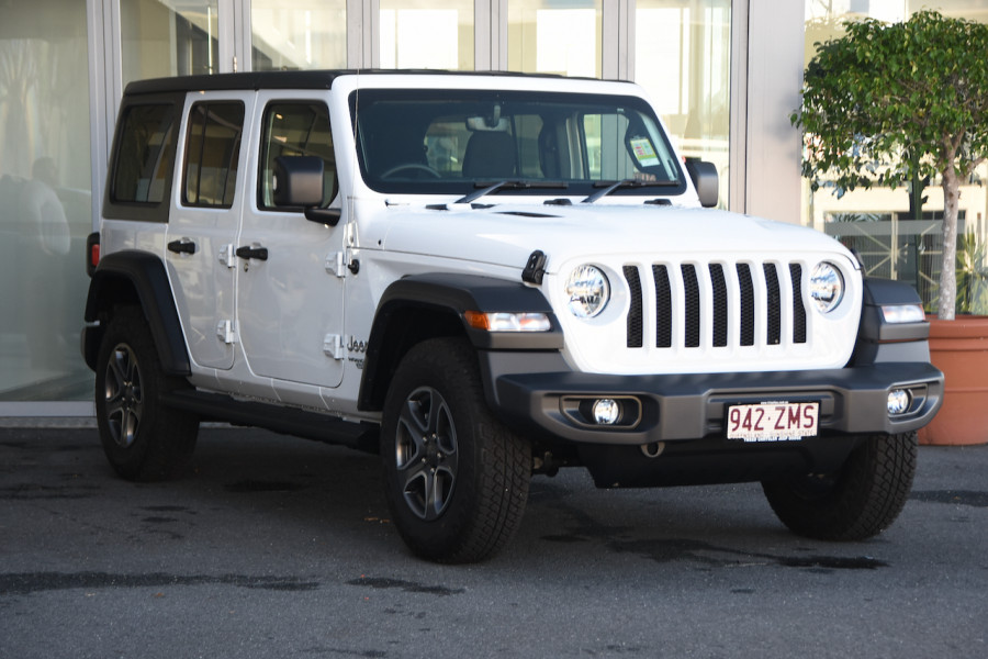 2019 Jeep Wrangler JL Sport S Unlimited Suv Image 1