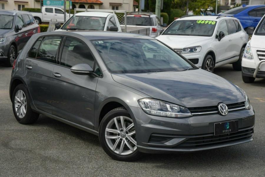 2018 Volkswagen Golf 7.5 MY18 110TSI DSG Trendline Hatchback
