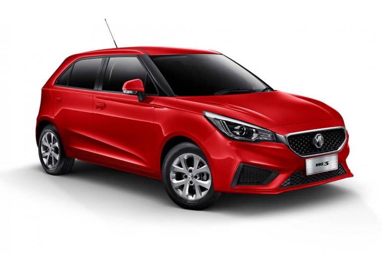 2020 MG MG3 SZP1 Core Hatchback Image 1