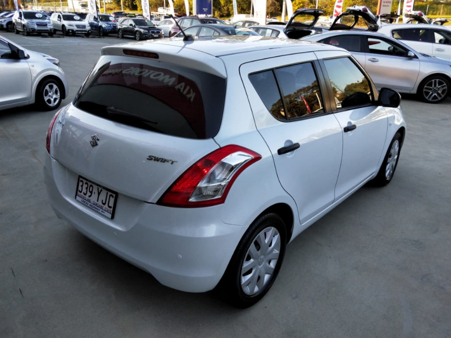 2013 Suzuki Swift FZ GA Hatchback