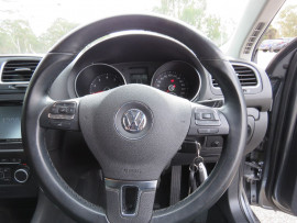 2010 Volkswagen Golf VI  118TSI Comfrtline Wagon