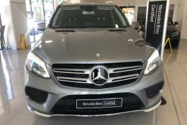 2015 Mercedes-Benz Gle-class W166 GLE350 d Wagon