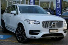Volvo XC90 D5 Geartronic AWD Inscription L Series