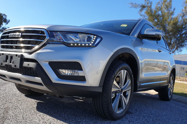 2020 MY19 Haval H6 LUX Suv