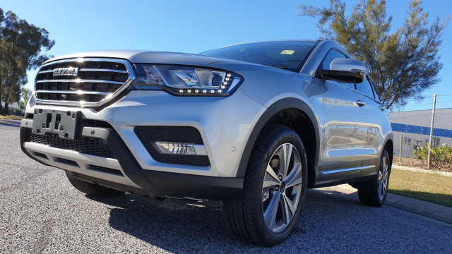 2020 MY19 Haval H6 LUX Suv Image 3