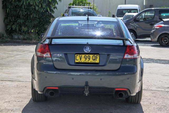2009 Holden Commodore SV6