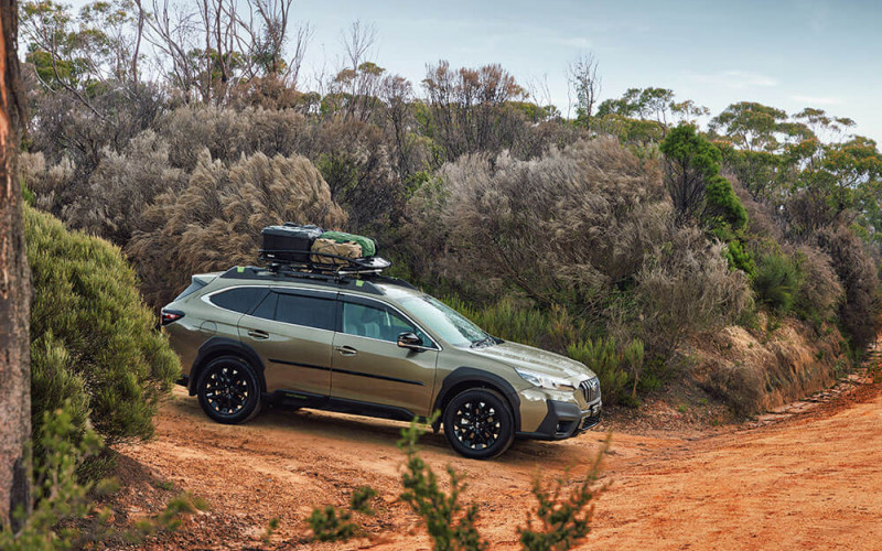 Make the Outback yours Image
