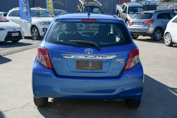 2011 Toyota Yaris NCP90R MY11 YR Hatchback Image 4