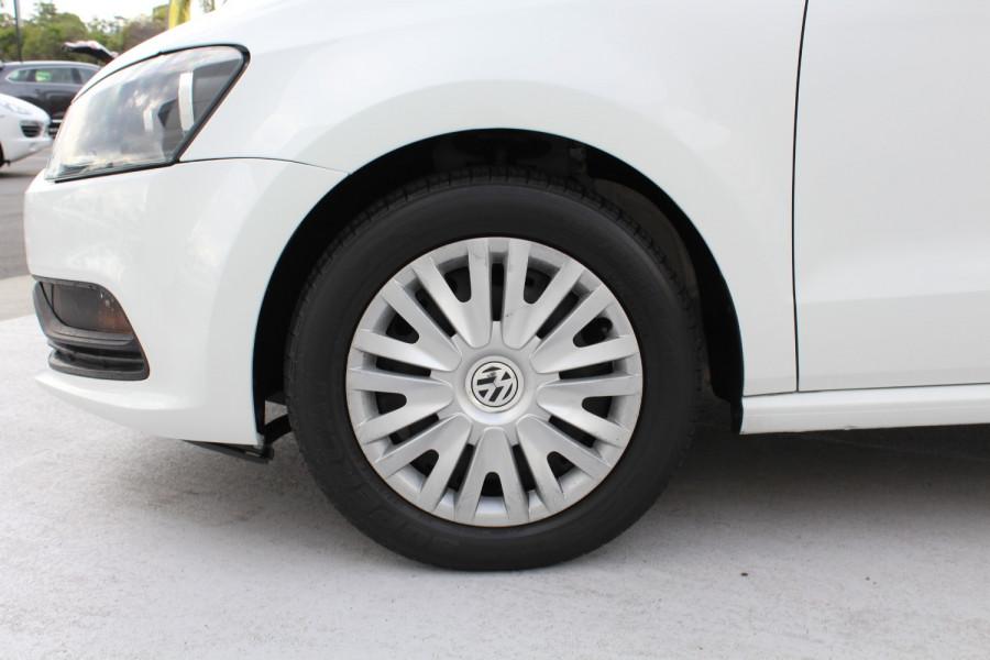 2015 Volkswagen Polo 6R MY15 66TSI Hatch