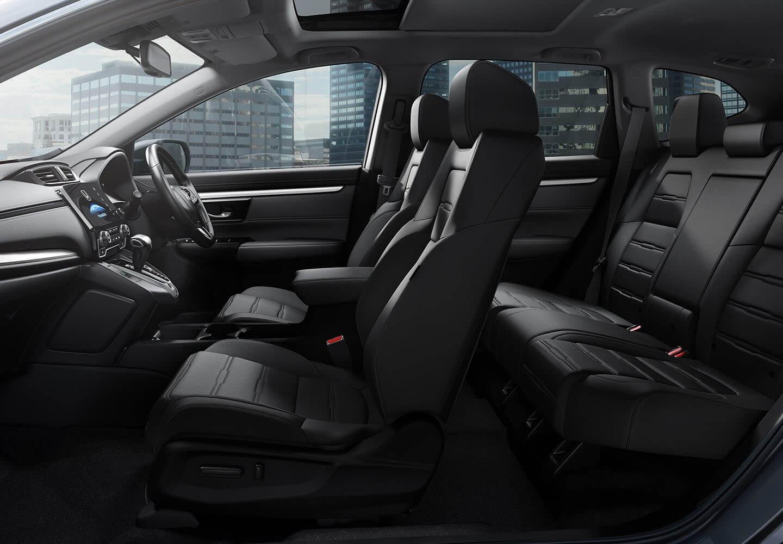 CR-V Interior