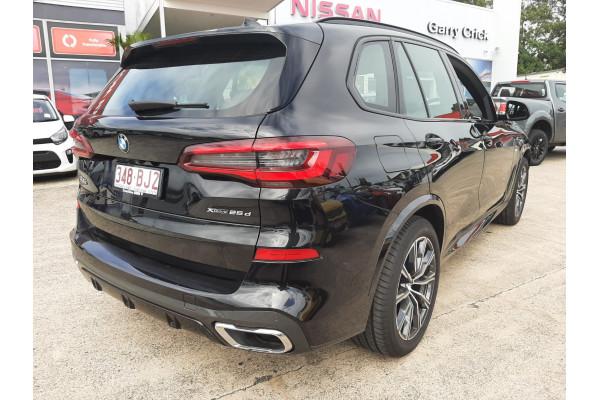 2020 BMW X5 G05 xDrive25d Suv Image 5
