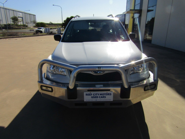 2014 Subaru Forester S4 2.0D Suv