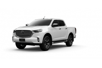 2020 MY21 Mazda BT-50 TF GT 4x4 Pickup Utility Image 2
