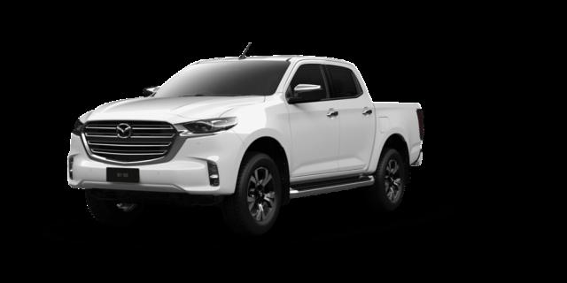 2020 MY21 Mazda BT-50 TF GT 4x4 Pickup Utility Mobile Image 2