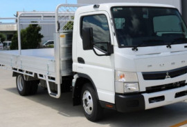 2020 Fuso Canter 515 Wide Tradesman Tray + INSTANT ASSET WRITE OFF 515 AUTO 515 WIDE CAB Tray