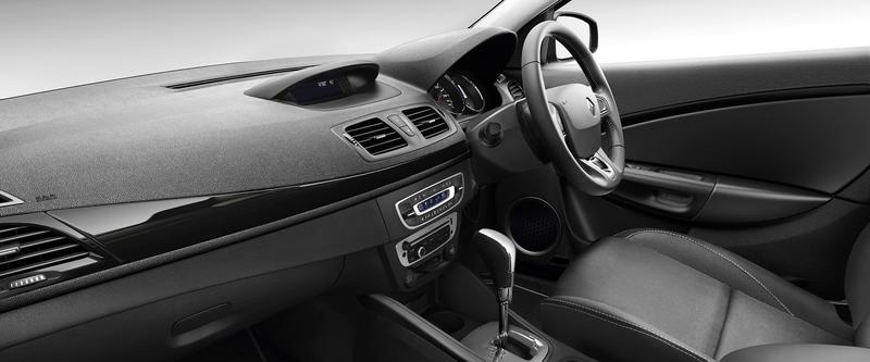 Megane Coupe-Cabriolet Megane Coupe Cabriolet Dynamique Interior