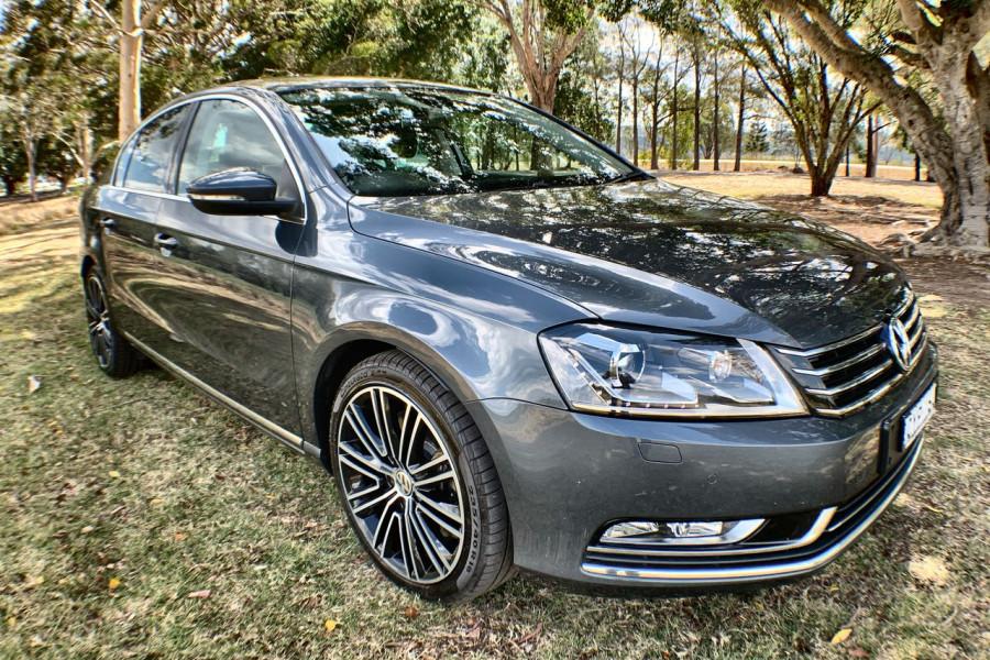 2013 MY14 Volkswagen Passat Type 3C MY14 V6 FSI Sedan