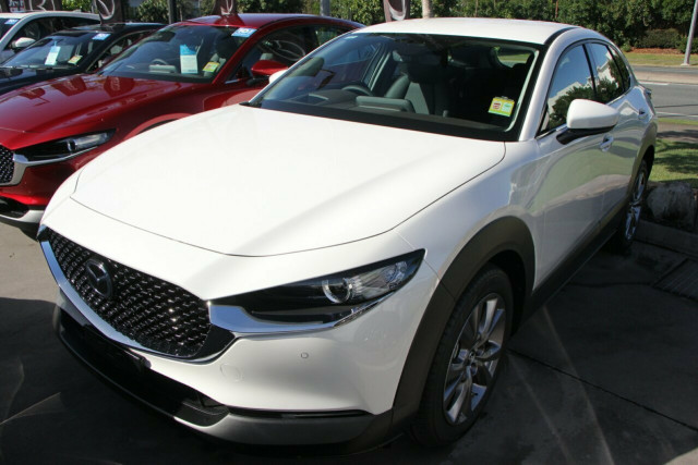2019 MY20 Mazda CX-30 DM Series G20 Touring Wagon Image 4