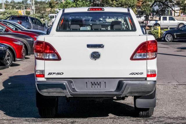 2019 Mazda BT-50 UR 4x4 3.2L Dual Cab Pickup XTR Utility Image 3