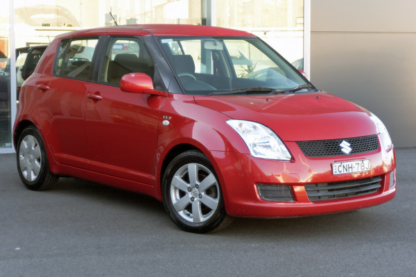 2008 Suzuki Swift RS415 RS415 Hatchback