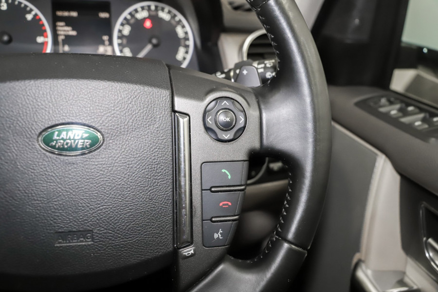 2015 Land Rover Discovery Series 4 L319  TDV6 Suv
