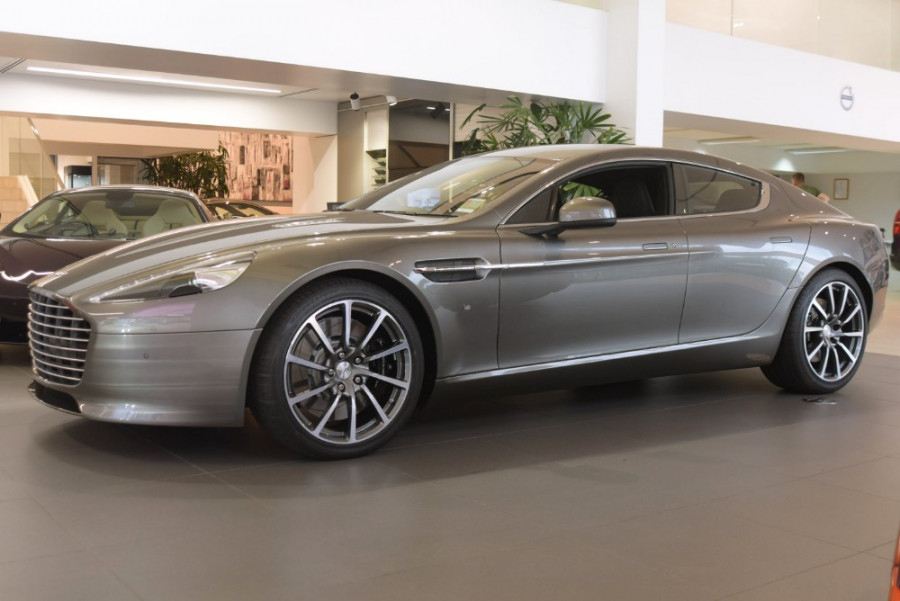 2018 MY19 Aston martin Rapide Coupe Image 8