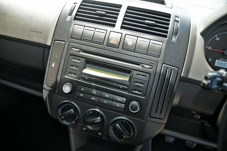 2007 MY08 Volkswagen Polo 9N MY2008 TDI Hatchback