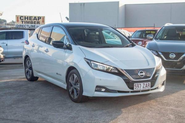 2019 Nissan Leaf ZE1 Hatchback Image 5
