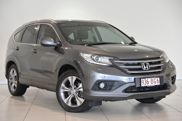 Honda CR-V DTi-L RM