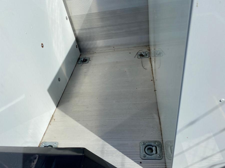 Iveco Aluminium Tray Tray Image 8