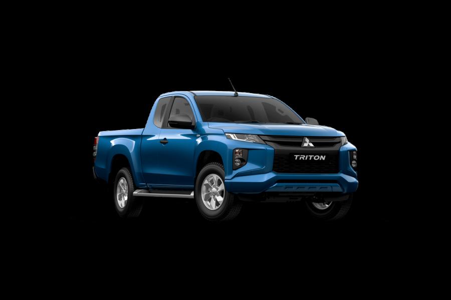 2021 Mitsubishi Triton MR GLX Plus Club Cab Pick Up 4WD Utility - extended cab