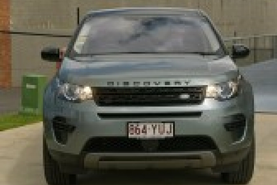 2018 MY19 Land Rover Discovery Sport L550 19MY SD4 Suv Image 3
