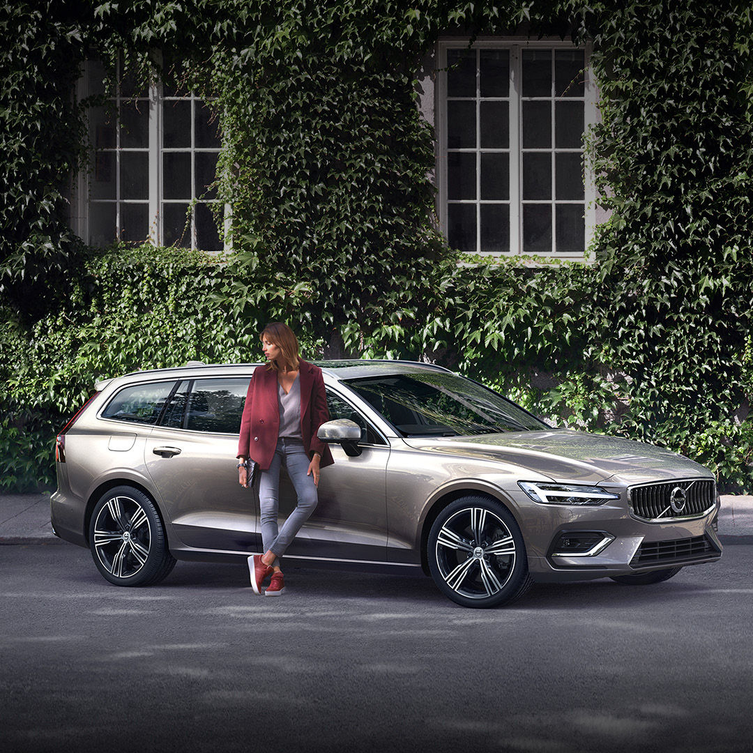 MY21 V60 T5 Inscription Sports Wagon from $62,990 Driveaway*