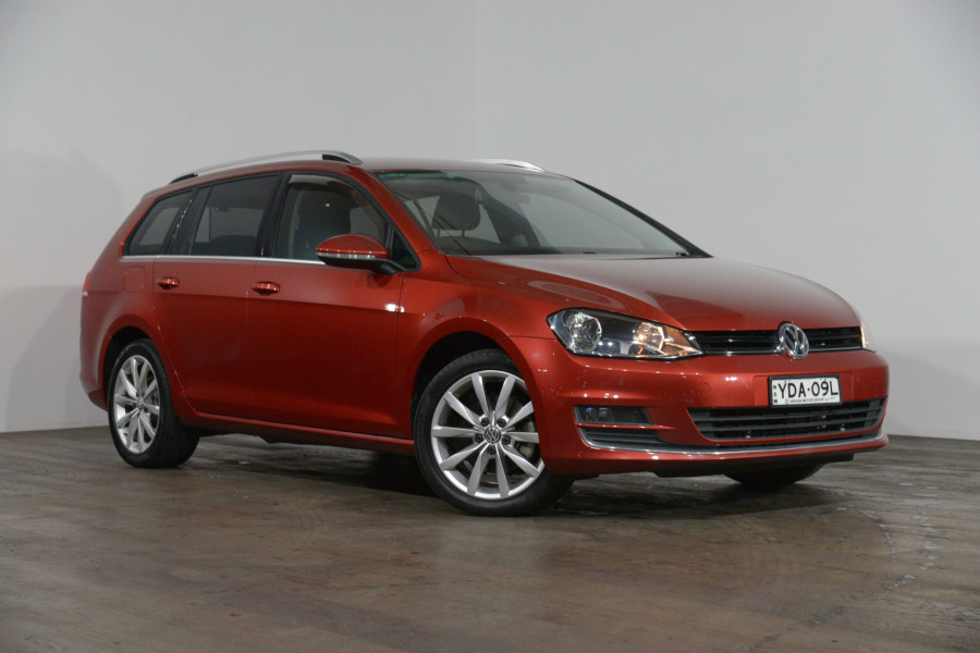 2014 Volkswagen Golf 110 Tdi Highline