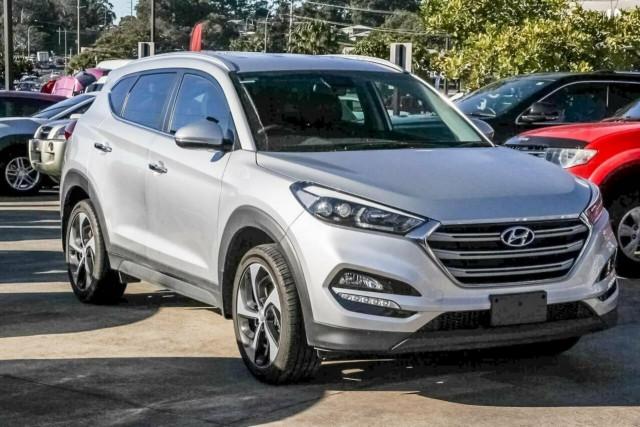 2016 Hyundai Tucson TLE Elite R-Series (AWD) Suv