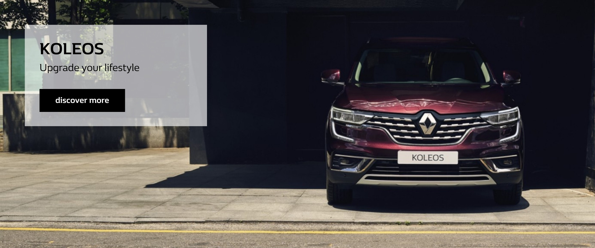 Renault Koleos - Style with substance - Book a test drive today at Cricks Maroochydore Renault